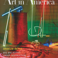 Sally Mann. Art in America. cover. april 2011