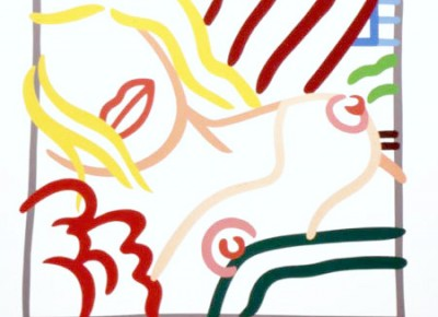 WESSELMANN.NEW_BEDROOM_BLONDE_DOODLE