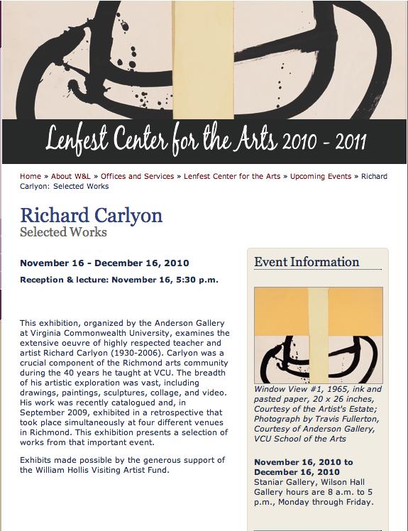 Richard Carlyon