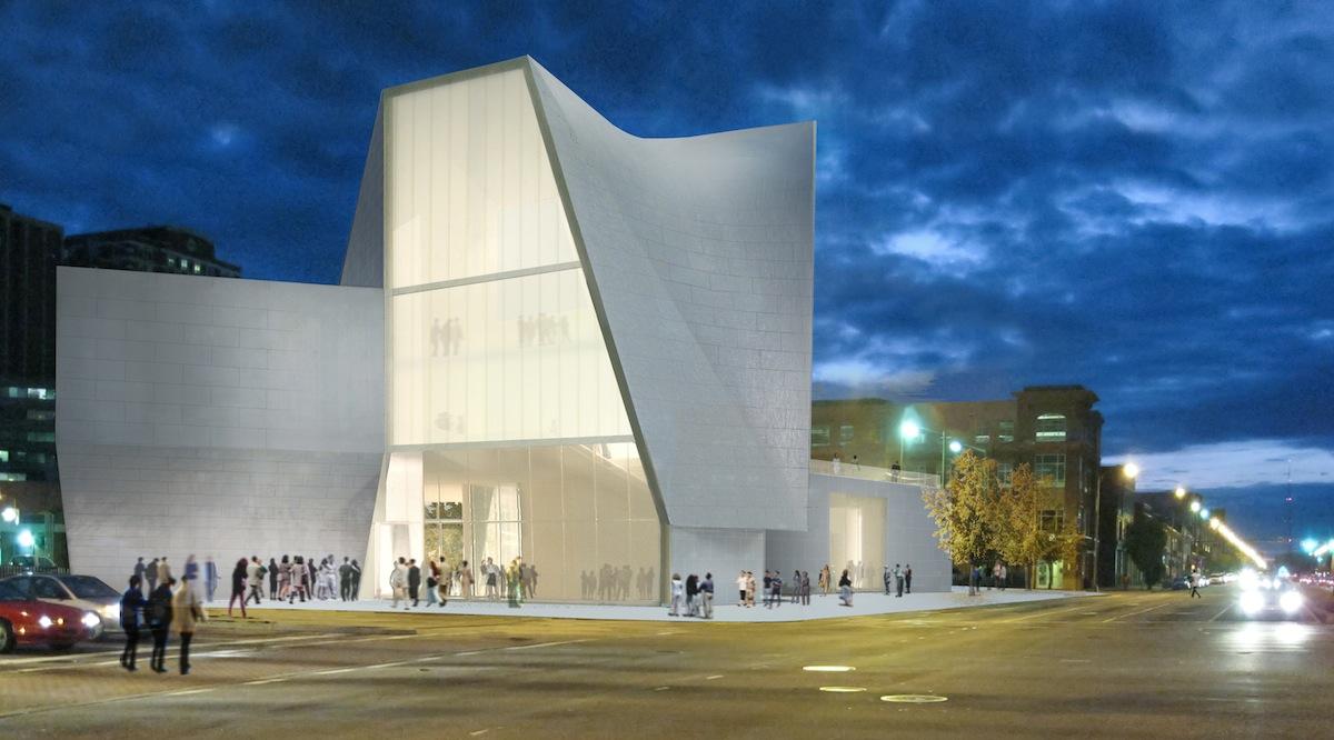 VCU unveils design of $32 million art institute