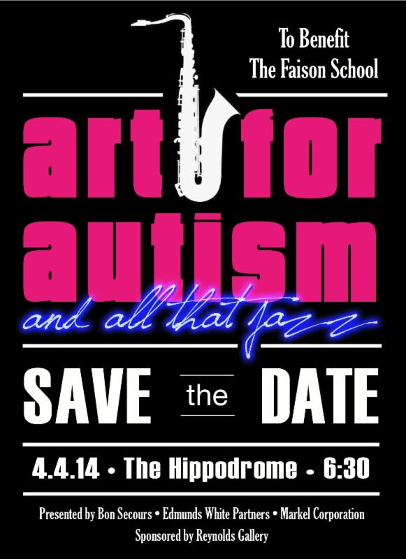 Art for Autism Gala, Faison School for Autism's 13th Annual Art Auction Presented by Reynold's Gallery