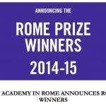 romeaward2014