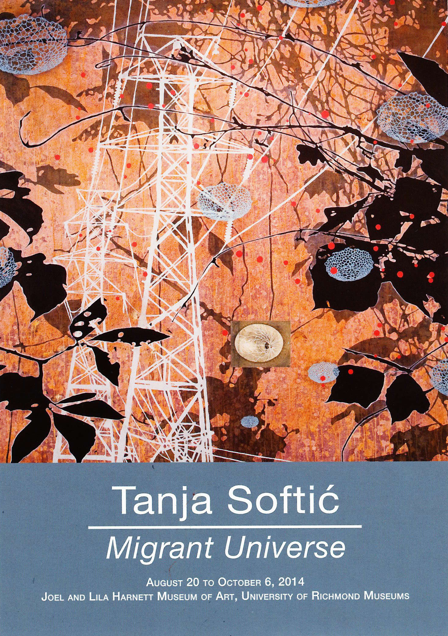 Tanja Softic Exhibition at University of Richmond Museums