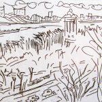 blaine-hudsonandpark-1984-etching-12x15_hr