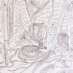 blaine-stilllifewithgrapefruit-1984-etching-18x21_hr