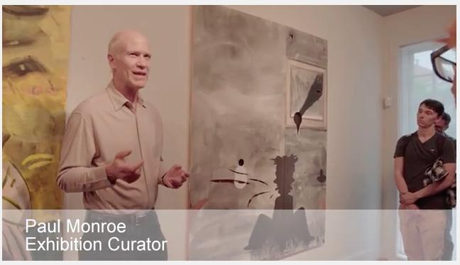 Gerald Donato Gallery Talk
