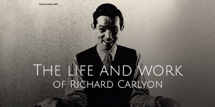 VCU Libraries: The Life and Work of Richard Carlyon