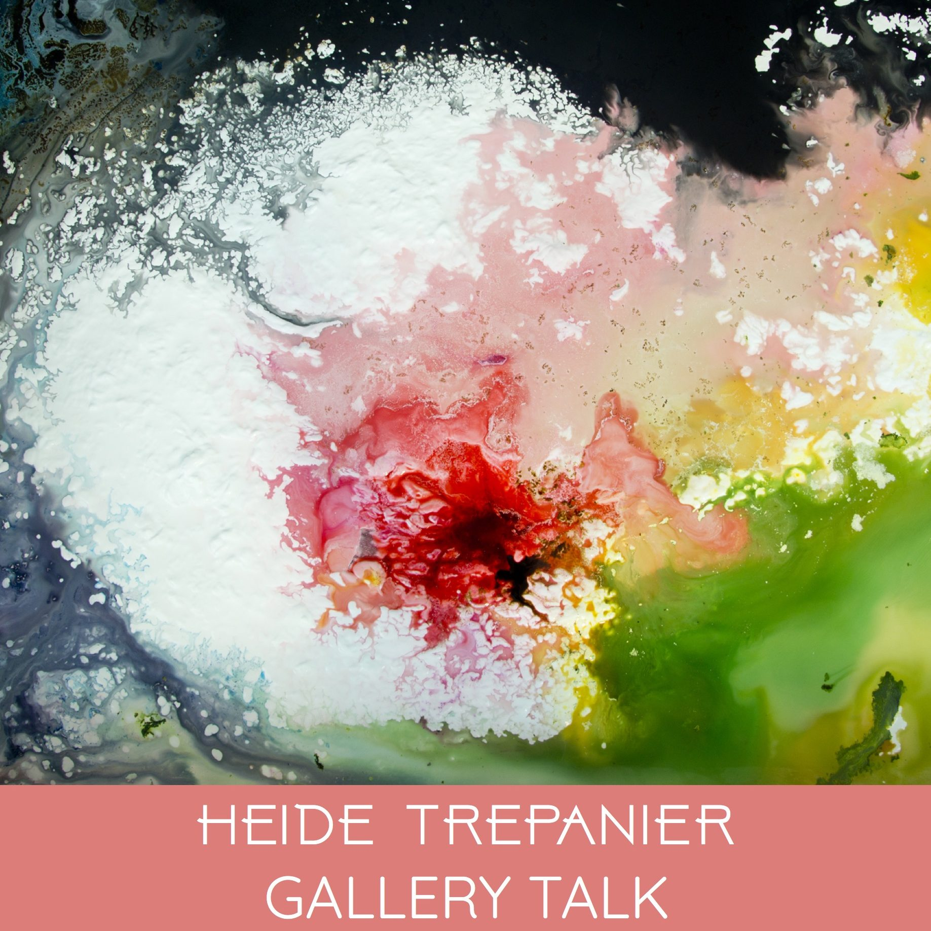 Artist Talk: Heide Trepanier