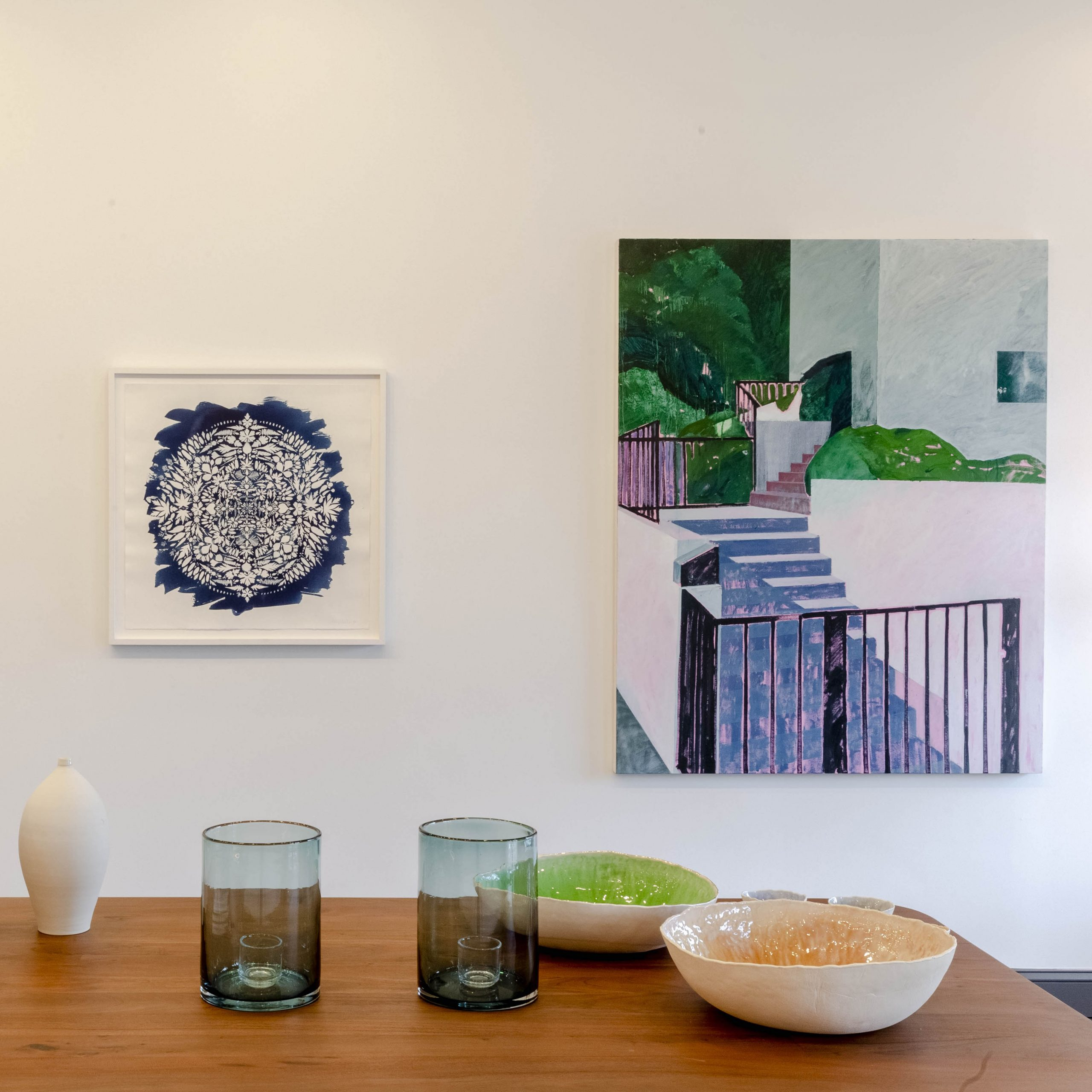 On View at Libbie Avenue