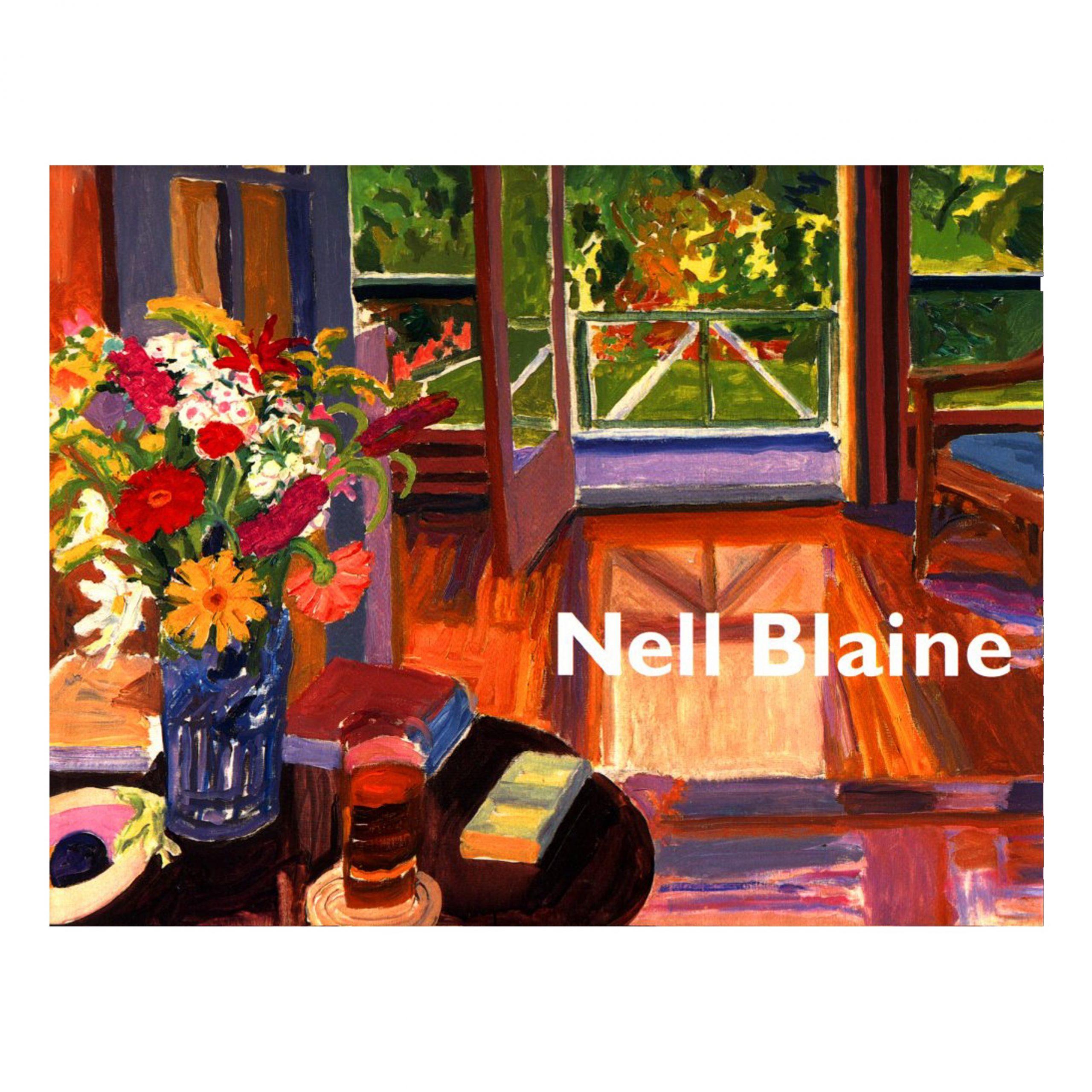 Nell Blaine Book